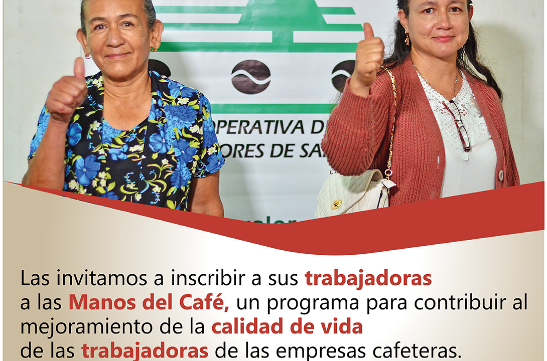 #LasManosdelCafé